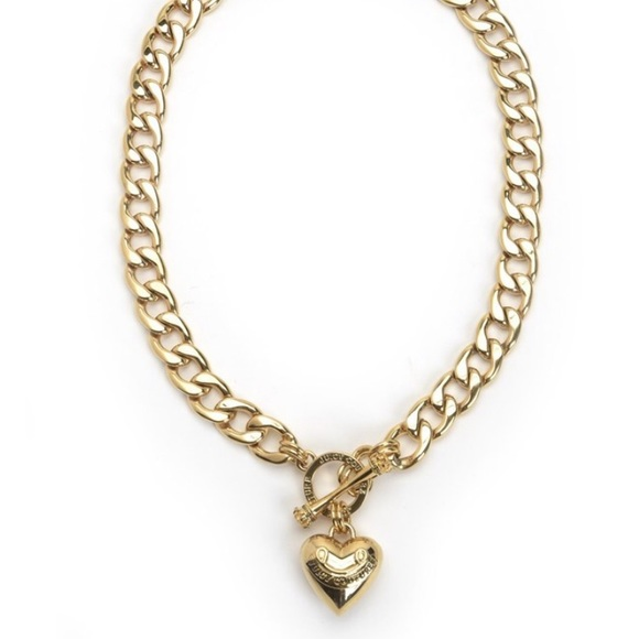 Juicy Couture Jewelry - Gold and Silver Juicy Couture Necklace & Bracelet
